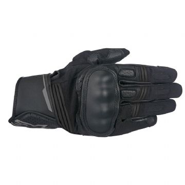 Alpinestars Booster Mens Short Motorcycle Gloves - Anthracite